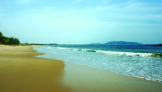 海南海口风景_风景秀丽的海南陵水