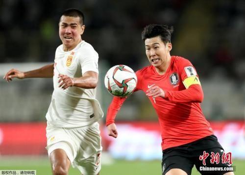 包括孙兴民在内,越来越多的韩国球员在五大联赛崭露头角。(资料图)图片来源:Osports全体育图片社