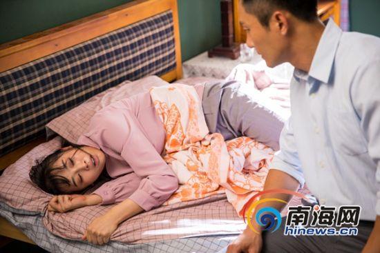 电视剧《我爱你,祖国》演出剧照。 海南省文联供图