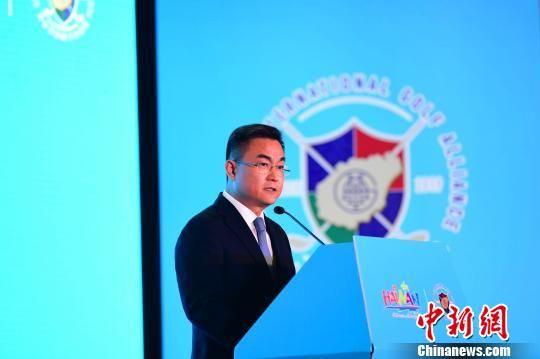 亚太高尔夫峰会和2021亚洲高尔夫旅游大会落地海口