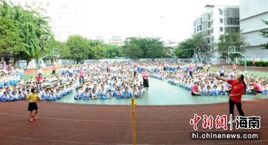 图为活动现场。澄迈县新闻中心供图
