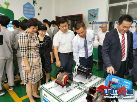 海南省技师学院面向泰国启动高技