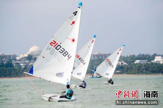 转载:2019年海南省青少年帆船锦标赛海口落幕