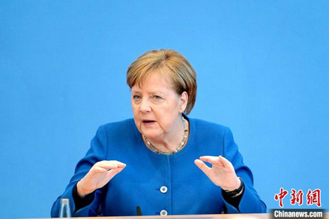 全球确诊超33万:德总理居家隔离 多明戈确诊感染