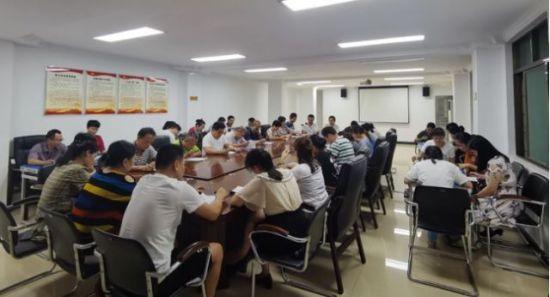 琼山区疾控中心组织开展测试。琼山区委宣传部供图