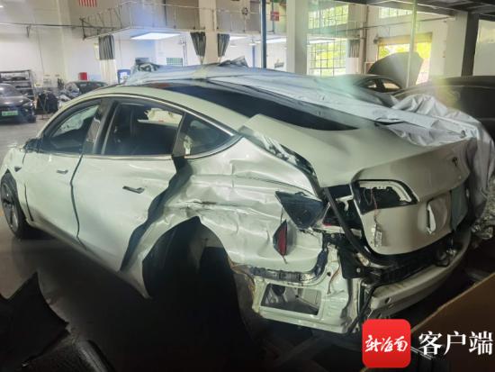 特斯拉失控售后回应车辆无故障