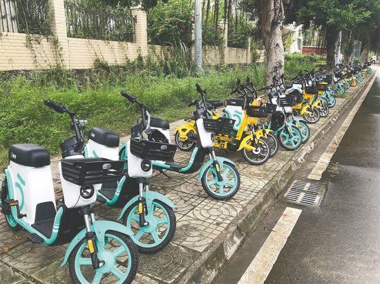 """如何""""行稳""""下沉市场? 共享电单车考验城市管理智慧"""