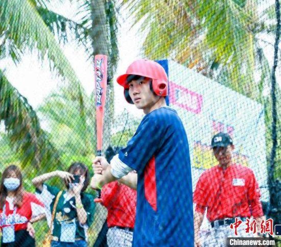 MLB棒球公益课首落地海南 多元合作助体教融合发展