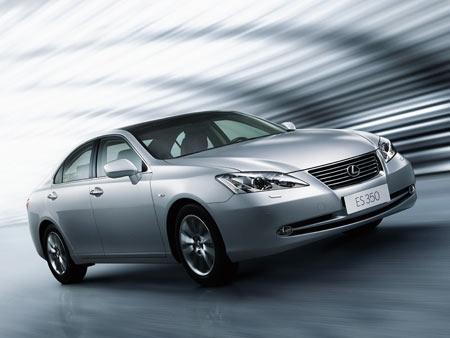 雷克萨斯(lexus)均遭遇滑铁卢,选择中国作为这家豪华车品牌的高清图片