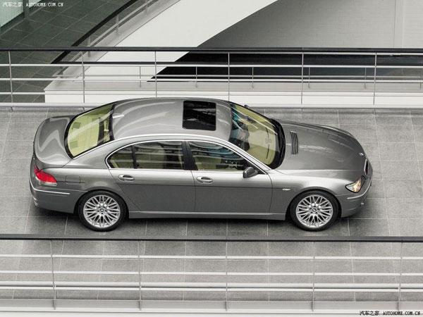 06款宝马7系为豪华车重新设定了新的标准