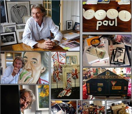 """""""paul热爱用自己名字作为设计的小玩意,从纽扣到ipod(ipod的设计师"""