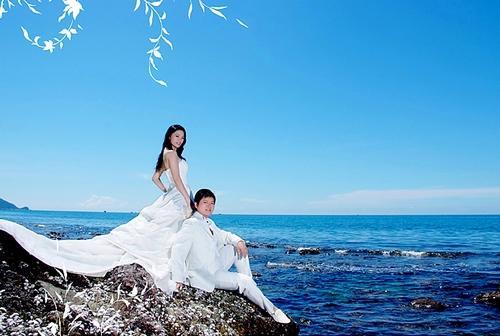 几大热门海景婚纱摄影圣地(12)