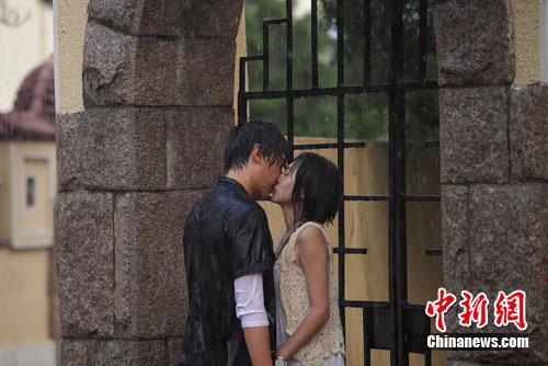 李菲儿主演的偶像剧《欢迎爱光临》照片青岛进宋慧乔正在最的性感图片
