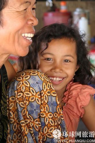 柬埔寨女人村_