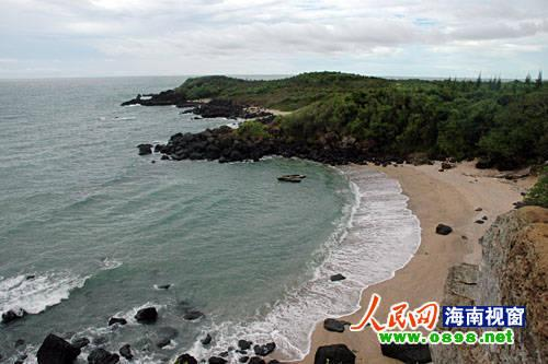 海南西部海岸风光无限迎国际旅游岛建设