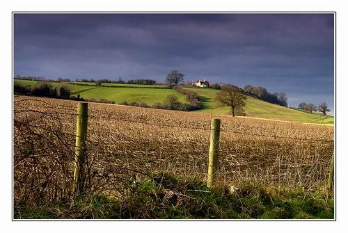走进大不列颠岛的乡村风情