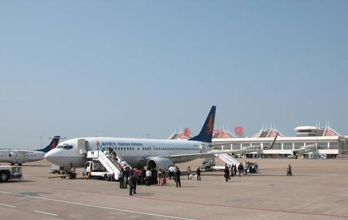 美兰国际机场要求各部门以此为契机