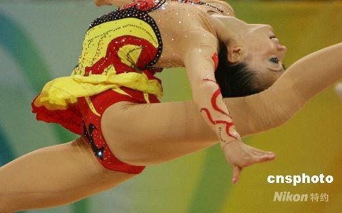 中国艺术体操队名单