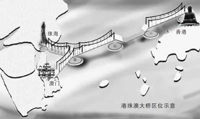 港珠澳大桥即将连通三大重镇 深度合作如何破题