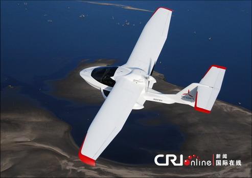 美国水陆空三栖小飞机