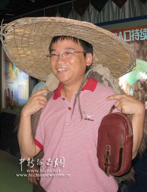 台南师生展开海南夏令营之旅 增进两岛文化交