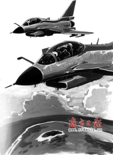 专家:中国歼20作战半径覆盖南海可反舰作战[图]