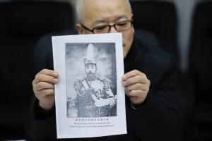 张氏帅府否认张作霖照用错:他在世时这照片曾