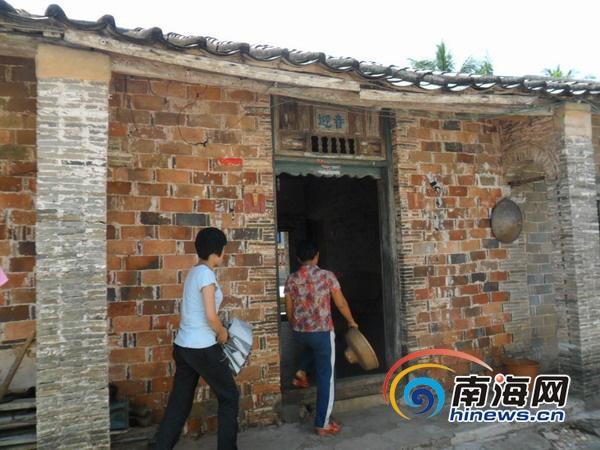 农村旧瓦房装修图