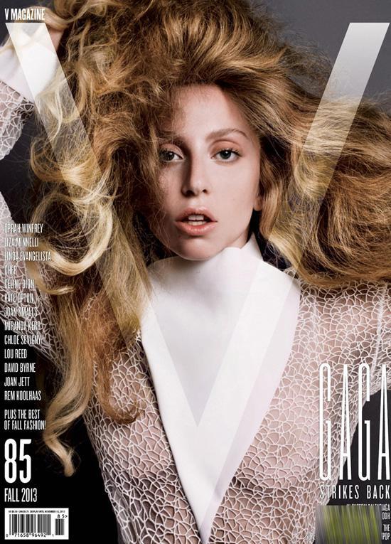 Lady Gaga自曝从小喜欢裸体不穿衣服很舒服