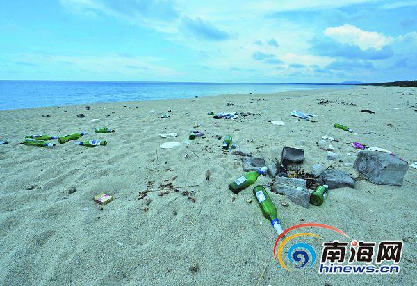 棋子湾环境遭破坏 官员:花大力气管不划算