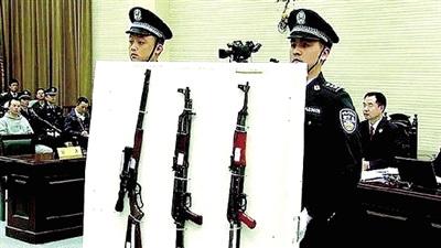 7名副省级高官现场观摩刘汉等人涉黑案庭审(图