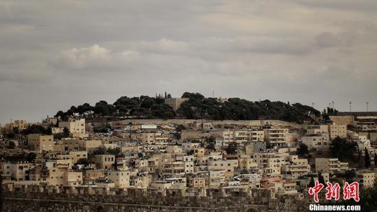 资料图:耶路撒冷居民定居点。中新网记者 李雨昕 摄