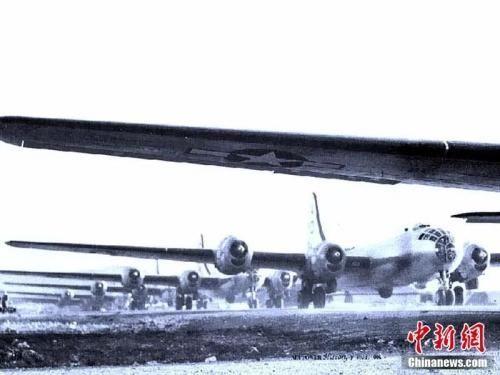 新津机场 成都市档案馆供图