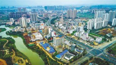 老城开发区去年产值超143亿元