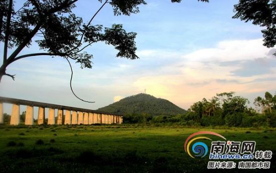 儋耳山文化旅游景区打造多元文化休闲生活
