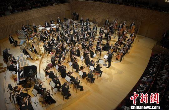 捷杰耶夫执棒《霍万兴那》将在中国首演。剧院供图