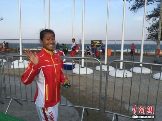 中国名将刘虹打破女子50公里竞走世界纪录
