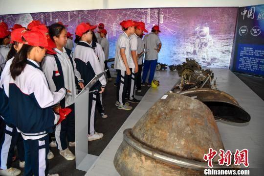 海南文昌举办2019年中国航天日系列主题活动