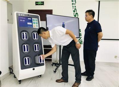 两轮电动车智能换电系统进驻三亚