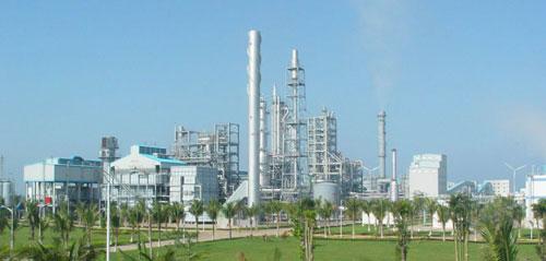海洋石油富岛股份有限公司是中海石油化学股份有限