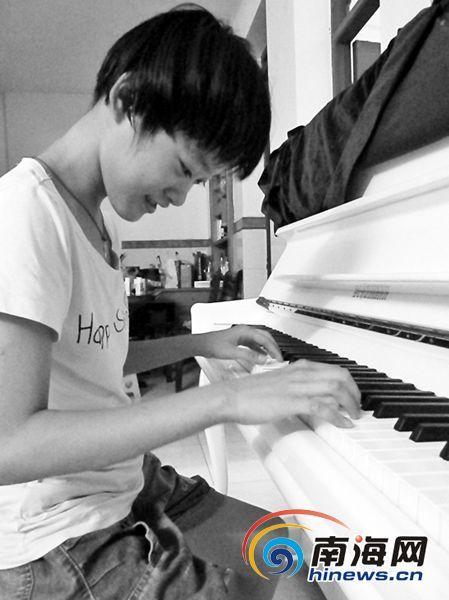 爱心世界双手钢琴谱