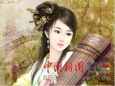 中国古代美女排行榜top20