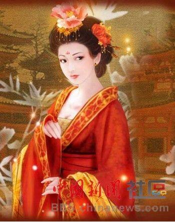 我的情怀74中国古代美女排名