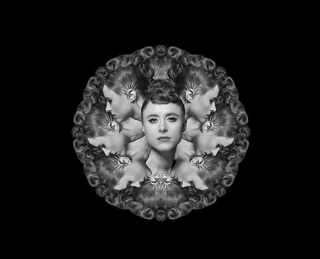 艺术家借助黑白照展现唯美人体艺术(6)
