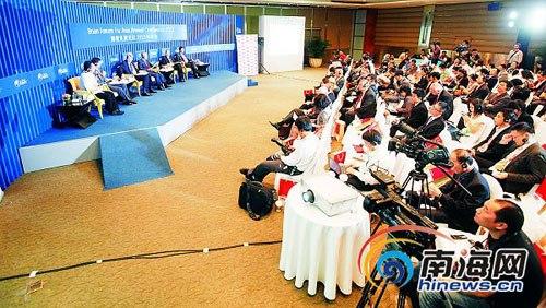 第十四届岛屿观光政策论坛,首届三亚国际数学论坛,中非合作圆桌会议第