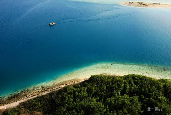 西沙群岛的海洋生态环境保护良好