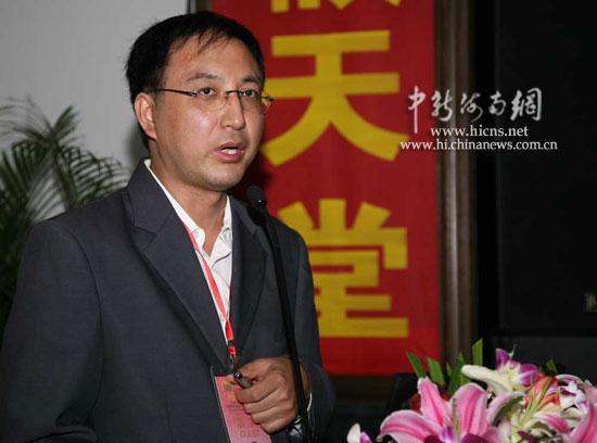 深圳建筑设计研究院教授卜增文演讲