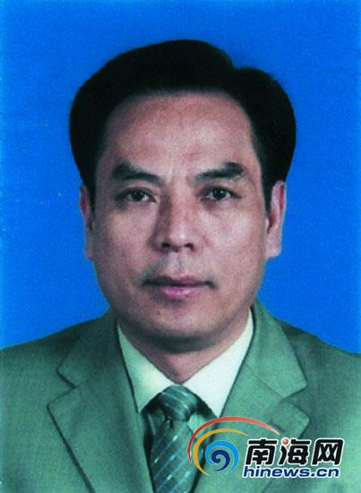陈海波补选为海南省人大常委会副主任