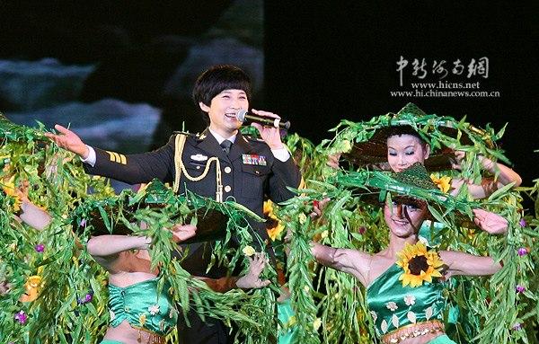 孙淑香演唱《黎母对我说》《在那东山顶上》