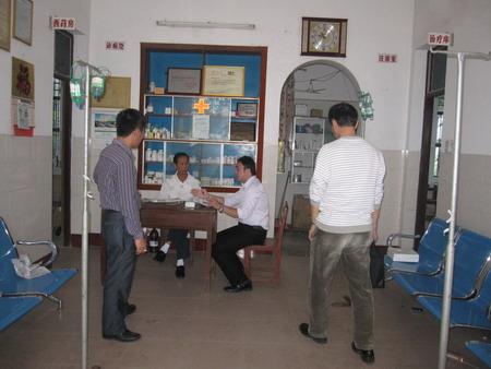 室 标准村卫生室平面图 卫生室平面图 农村两室一厅户型图